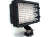 Светодиодный накамерный свет CN-126 LED с диммером